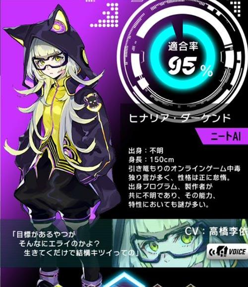 ゼノンザード_キャラクター
